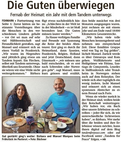 Fehmarnsches Tageblatt 1